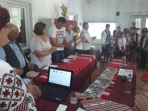 Construire Școală coordonatoare Filipeni - Moment Semnare Contract Finanțare